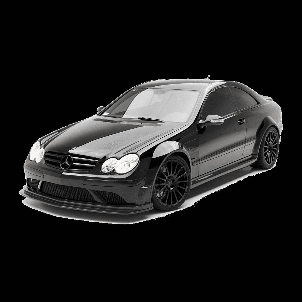 Выкуп Mercedes CLK-klasse AMG